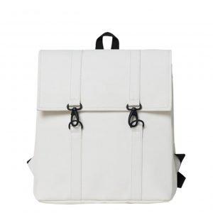 Rains MSN Bag Mini off white backpack
