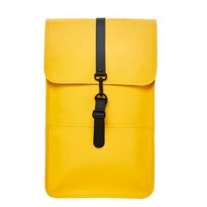 Rains Original Backpack yellow backpack