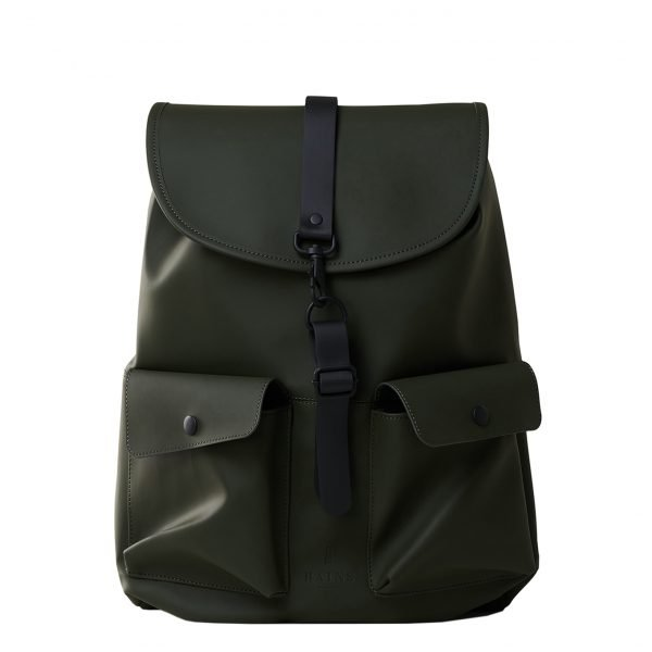 Rains Original Camp Backpack green backpack