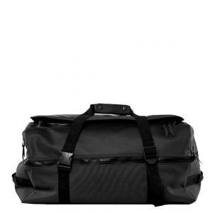 Rains Original Duffel Backpack Large black Weekendtas