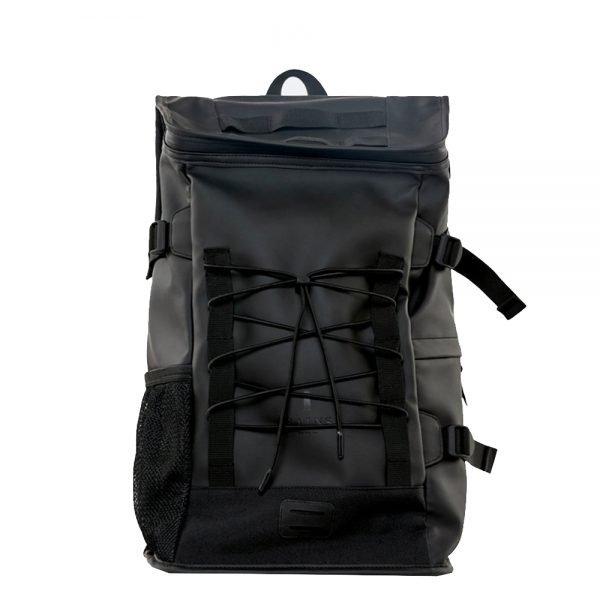 Rains Original Mountaineer Bag black backpack