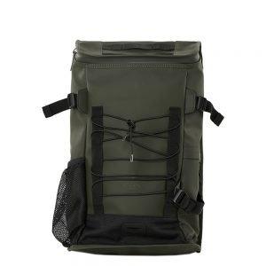 Rains Original Mountaineer Bag green backpack