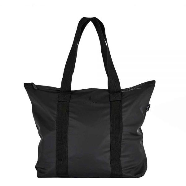 Rains Original Tote Bag Rush black Damestas