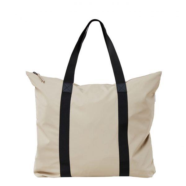 Rains Original Tote Bag beige Damestas