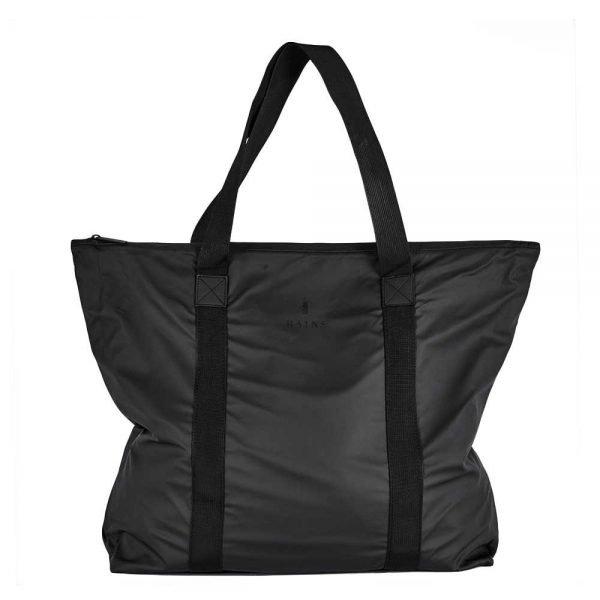 Rains Original Tote Bag black Damestas