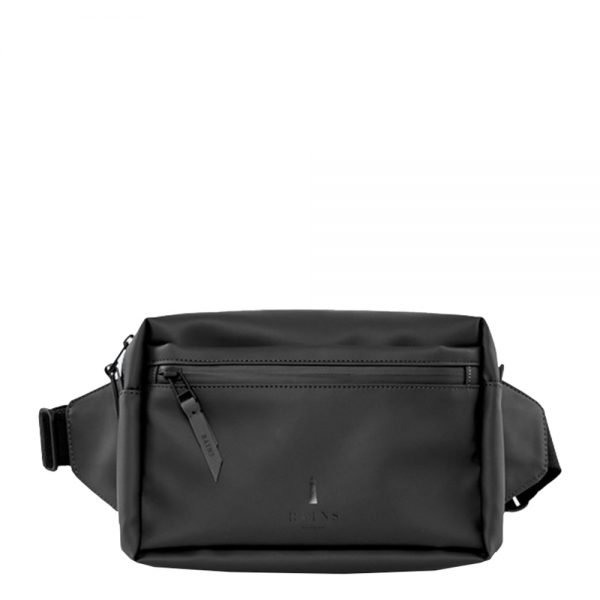 Rains Original Waist Bag blackHeuptas