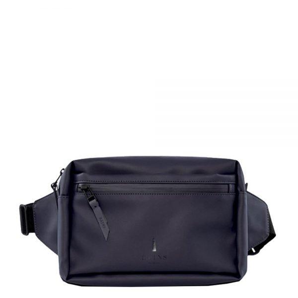 Rains Original Waist Bag blueHeuptas