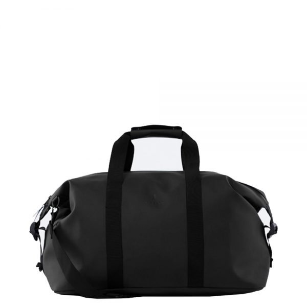 Rains Original Weekend Duffel black Weekendtas