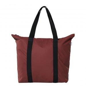 Rains Tote Bag maroon Damestas