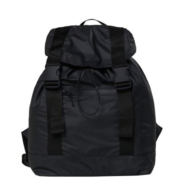 Rains Ultralight Rucksack black backpack