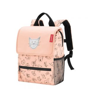 Reisenthel Kids Backpack Cats and Dogs rose Kindertas
