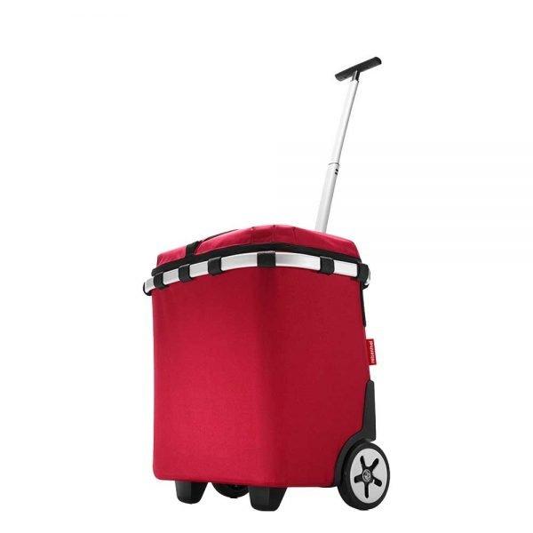 Reisenthel Shopping Carrycruiser Iso red Trolley
