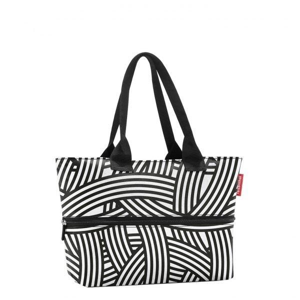 Reisenthel Shopping Shopper e1 zebra Damestas