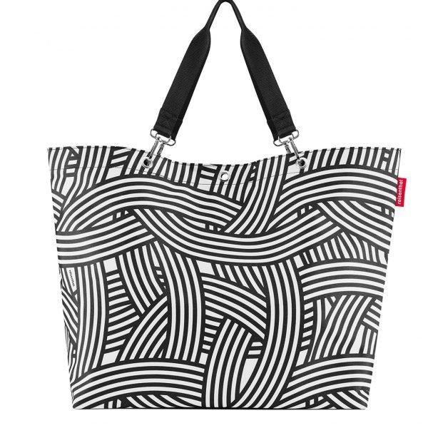 Reisenthel Shoppling Shopper XL zebra Damestas