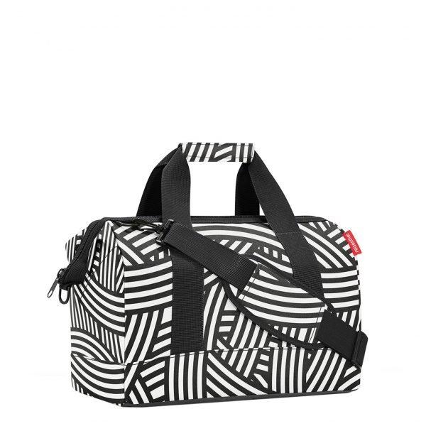 Reisenthel Travelling Allrounder M zebra Weekendtas