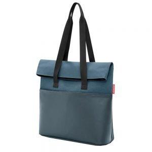 Reisenthel Travelling Foldbag Canvas blue Damestas