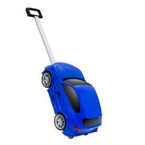 Ridaz Kids Travel Case Maserati Levante blauw Kinderkoffer