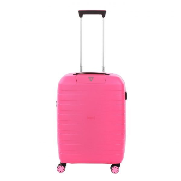Roncato Box 2.0 Young 4 Wiel Cabin Trolley 55/20 fragola Harde Koffer