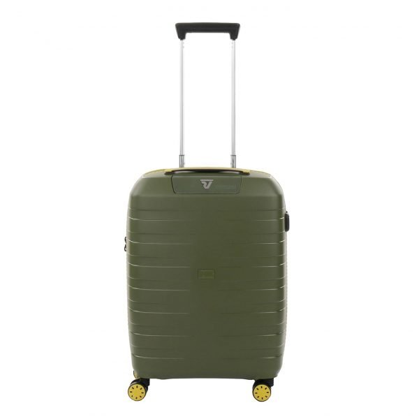 Roncato Box 2.0 Young 4 Wiel Cabin Trolley 55/20 kiwi Harde Koffer