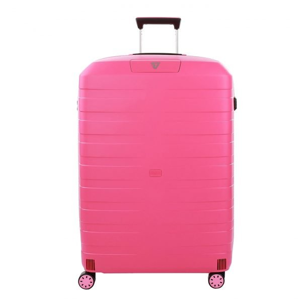 Roncato Box 2.0 Young Large 4 Wiel Trolley 78 fragola Harde Koffer