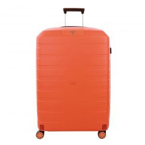 Roncato Box 2.0 Young Large 4 Wiel Trolley 78 papaya Harde Koffer