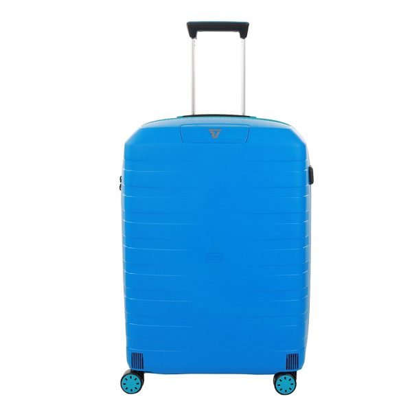 Roncato Box 2.0 Young Medium 4 Wiel Trolley 69 anice Harde Koffer