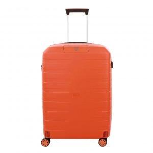 Roncato Box 2.0 Young Medium 4 Wiel Trolley 69 papaya Harde Koffer