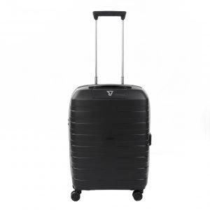 Roncato Box 4.0 4 Wiel Cabin Trolley 55/20-23 nero Harde Koffer