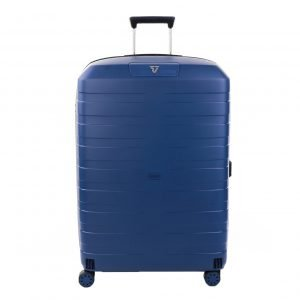 Roncato Box 4.0 Large 4 Wiel Trolley 78 navy Harde Koffer