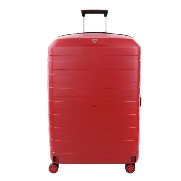 Roncato Box 4.0 Large 4 Wiel Trolley 78 rosso Harde Koffer