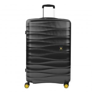 Roncato Stellar Large 4 Wiel Trolley Exp antracite Harde Koffer