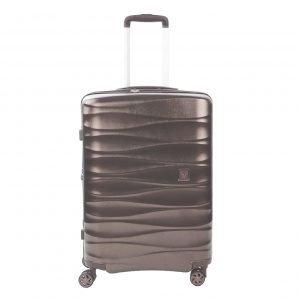 Roncato Stellar Medium 4 Wiel Trolley Exp sabbia Harde Koffer