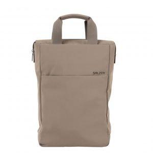 Salzen Freelict Business Backpack hammada brown backpack