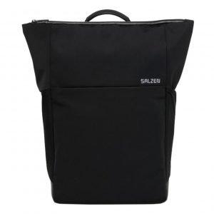 Salzen Vertiplorer Plain Backpack black/phantom backpack