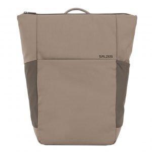 Salzen Vertiplorer Plain Backpack hammada brown backpack