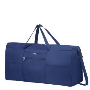 Samsonite Accessoires Foldable Duffle XL midnight blue Weekendtas