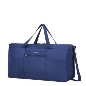 Samsonite Accessoires Foldable Duffle midnight blue Weekendtas