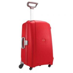Samsonite Aeris Spinner 68 red Harde Koffer