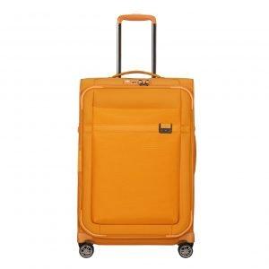 Samsonite Airea Spinner 67 Exp honey gold Zachte koffer