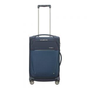 Samsonite B-Lite Icon Spinner 55 Length 35 dark blue Zachte koffer