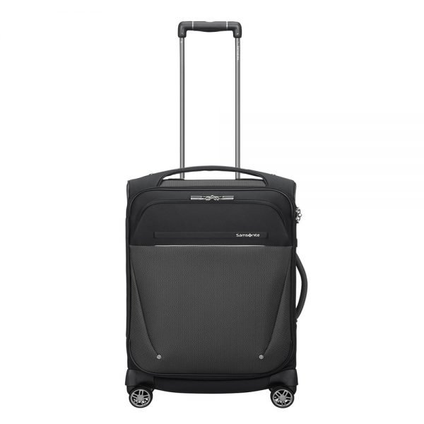 Samsonite B-Lite Icon Spinner 55 Length 40 black Zachte koffer