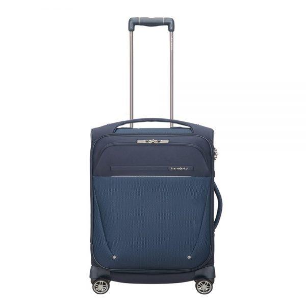 Samsonite B-Lite Icon Spinner 55 Length 40 dark blue Zachte koffer