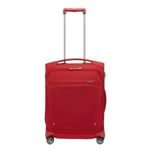 Samsonite B-Lite Icon Spinner 55 Length 40 red Zachte koffer