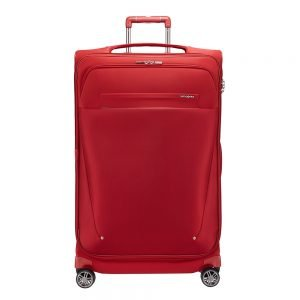 Samsonite B-Lite Icon Spinner 78 Expandable red Zachte koffer