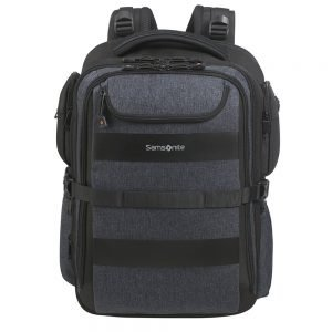 Samsonite Bleisure Backpack 15.6'' Exp Overnight dark blue backpack