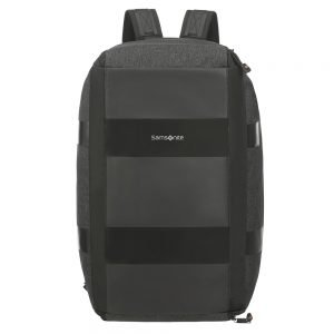 Samsonite Bleisure Duffle Backpack anthracite Weekendtas