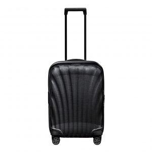 Samsonite C-Lite Spinner 55 Exp black Harde Koffer