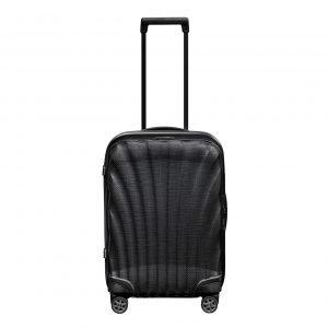 Samsonite C-Lite Spinner 55 black Harde Koffer