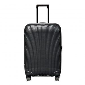 Samsonite C-Lite Spinner 69 black Harde Koffer