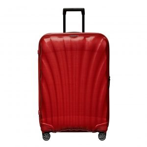 Samsonite C-Lite Spinner 75 chili red Harde Koffer
